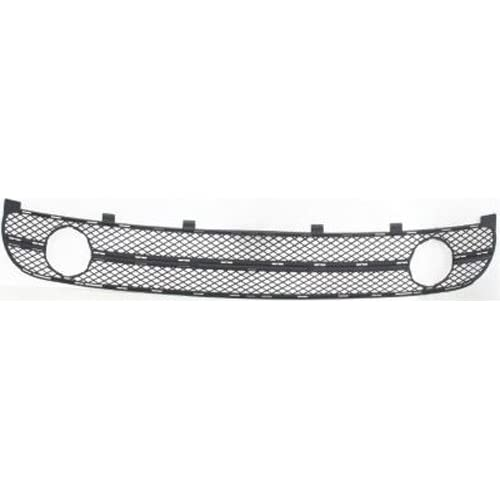CPP Center Textured Black Bumper Grille for 2001-2005