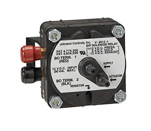 (Solenoid Relay, Electric Pneumatic)