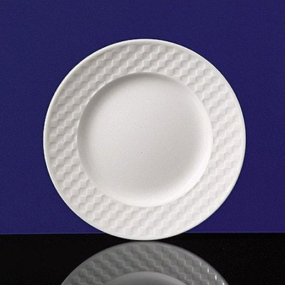 Wedgwood Night & Day Checkerboard Bread & Butter Plate