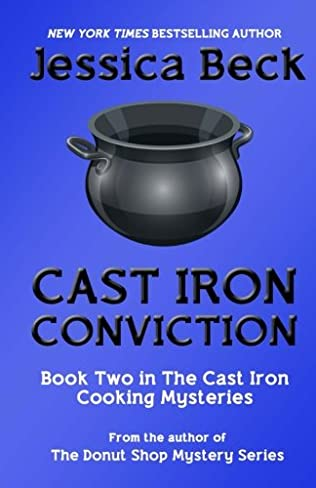 book cover of Cast Iron Conviction