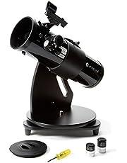 Zhumell Z114 Portable Altazimuth Reflector Telescope