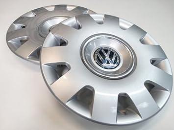 """Original VW Volkswagen Cubiertas de Ruedas 15"""" pulgadas - Passat"""