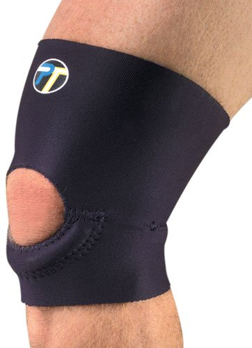 (Pro-Tec Athletics Short Sleeve Knee Support (Medium) )