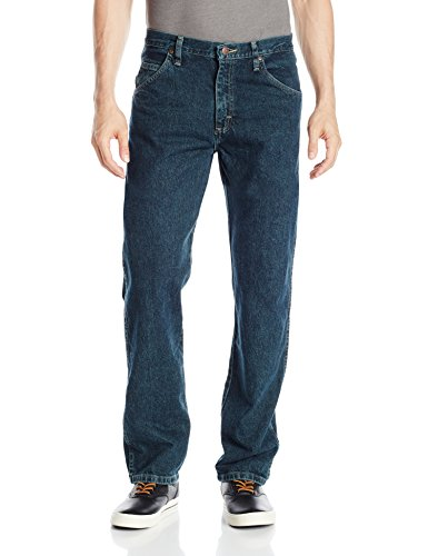Wrangler Authentics Men's Classic 5-Pocket Regular Fit Jean,Storm,35x32