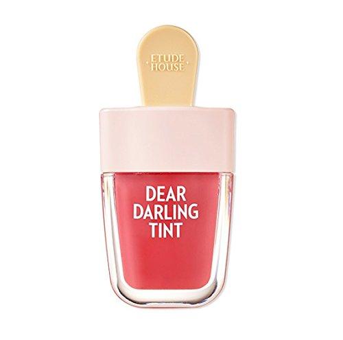 Etude House 2017 NEW Dear Darling Water GEL Tint (4.5g 0.15 oz) Ice Cream Package (PK005)