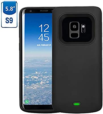 Mbuynow Samsung Galaxy S9 Funda Batería, 4700 mAh Recargable ...