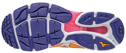 Pied Mizuno Course Orange Ultima 8 Chaussures Wave De qUYq84