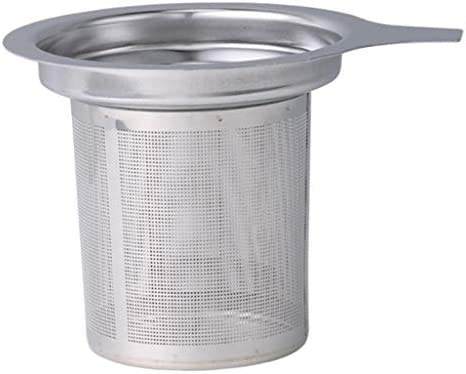Fenteer 茶 フィルター こし器 茶注入器 ステンレス鋼 ティー用品 ストレーナー 茶こし 深型 使いやすさ