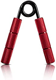 (New) Power Gripper Metal Grip Strengthener from Powerball - Professional Grade - 7 Resistance Levels (50-350l