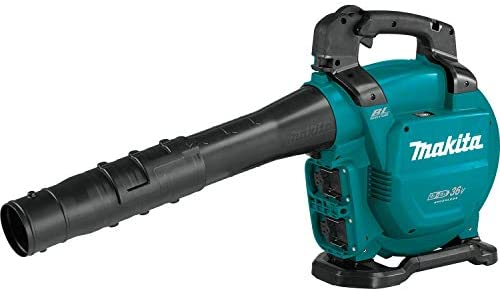 Makita XBU04Z Lithium-Ion Brushless Cordless, Tool Only 18V X2 36V LXT Blower, Teal