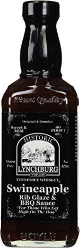 Historic Lynchburg Tennessee Whiskey Swineapple Rib Glaze & Dippin' Sauce by Historic Lynchburg Tennessee Whiskey Brand