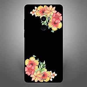 Xiaomi MI MIX 2 Flowers yellow red