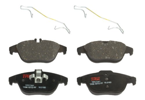 TRW TPC1341 Premium Ceramic Rear Disc Brake Pad Set