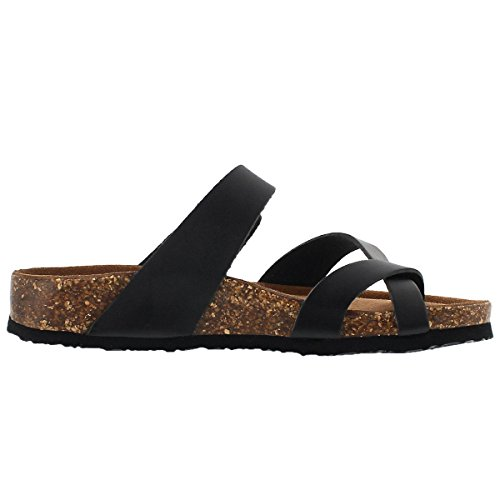 Loop SoftMoc Cork Women's Toe Footbed Alicia 5 Sandal YqxUBpaCqw