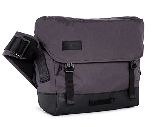 Timbuk2 Heist Messenger Daypack, Soot, One Size