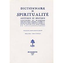 Dictionnaire de spiritualité ascétique et mystique