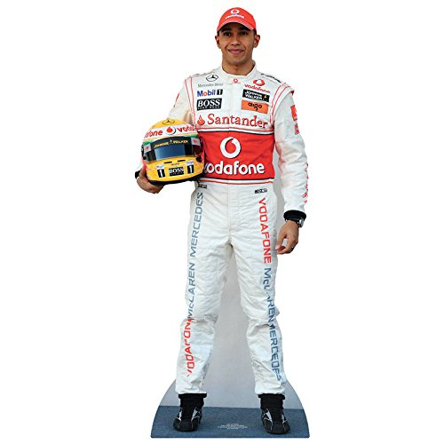 Star Cutouts Cut Out of Lewis Hamilton ()