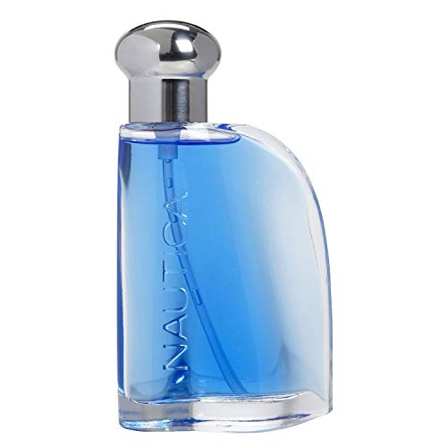 Nautica Blue Eau De Toilette Spray for Men, 3.4 Fl Oz from Nautica