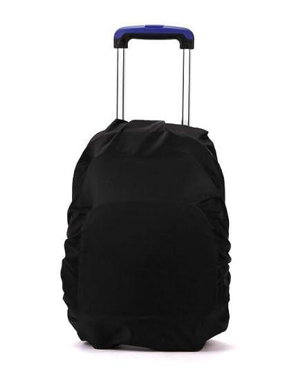 890f1deff2 Fablcrew zaino parapioggia impermeabile asta borsa antipolvere per  escursionismo campeggio viaggio, Black: Amazon.it: Sport e tempo libero