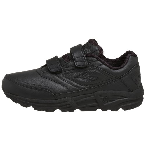 Brooks Addiction Walker Hombre US 9.5 Negro Zapatos para Caminar
