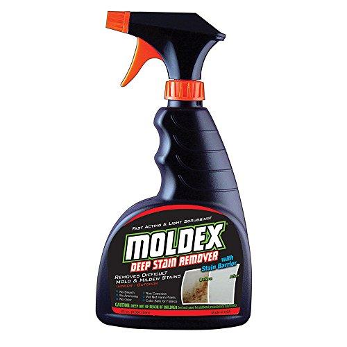 Moldex 5316 Deep Stain Remover Trigger Sprayer, 22 oz (Trigger Sprayer Remover)