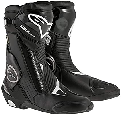 Alpinestars SMX Plus Goretex Nero 44: Amazon.it: Auto e Moto
