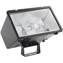 Hubbell Outdoor Lighting MHS-Y-400P8 400-Watt Pulse Start Metal Halide Miniliter V-Floodlight