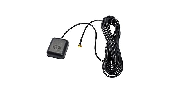 Antena externa GPS activa con fijacíón magnética para Garmin ...