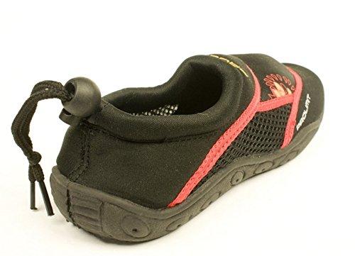 Niños zapatos Botas Wetshoes Beach Surf neopreno agua