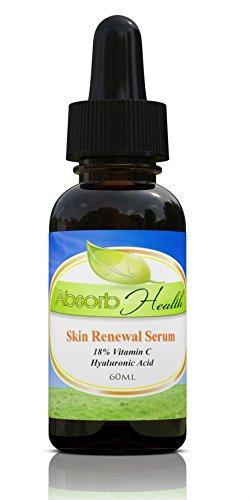 Vitamin Hyaluronic Organic Natural Sensitive