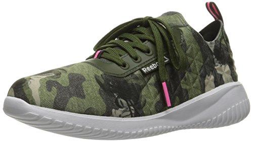 cheap original discount release dates Reebok Women's Skyscape Revolution Walking Shoe Graphic Primal Green/Black/Poison Pink/White discount big sale tCn85B9Ef3