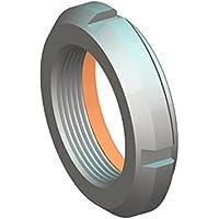 Metric M200 x 3.0 Right-Hand Thread Generic KM40 Timken KM40, SKF KM 40 Not Self-Locking Standard KM 40 Whittet-Higgins KM 40 Threaded Shaft /& Bearing Locknut Replaces FAG INA KM40