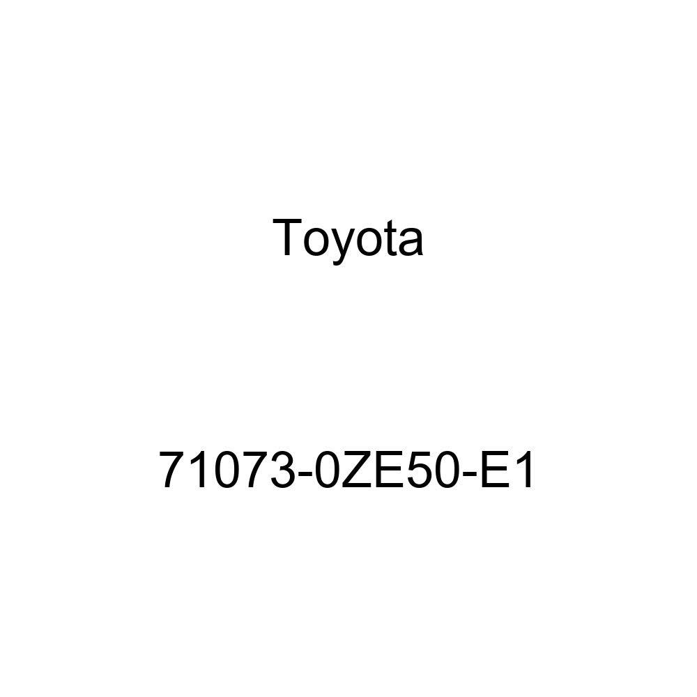 TOYOTA Genuine 71073-0ZE50-E1 Seat Back Cover