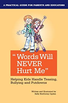 Words Will NEVER Hurt Me by [Ogden, Sally]