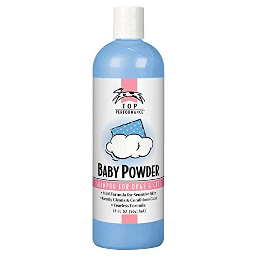 Professional Dog & Cat Grooming Baby Powder Scent Gentle Shampoo (Baby Powder (Top Performance Baby Powder)