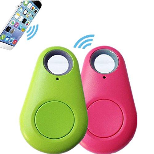Smart Finder Bluetooth Locator Pet Tracker Alarm Wireless Anti-lost Sensor Remote Selfie Shutter Seeker for Kids Bag Wallet Keys Car SmartPhone