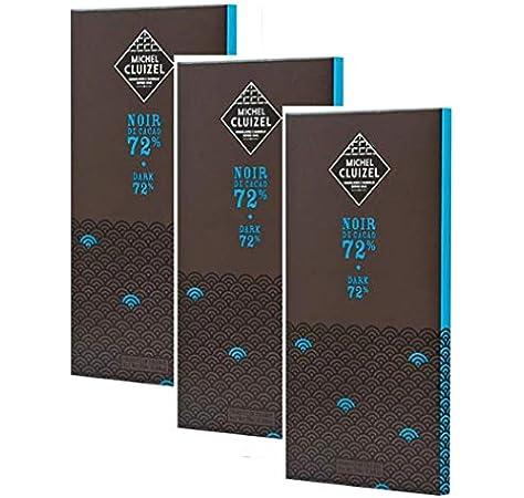 Dolfin Tableta de Chocolate Negro 88% Hecho en Bélgica - 5 x 70 ...