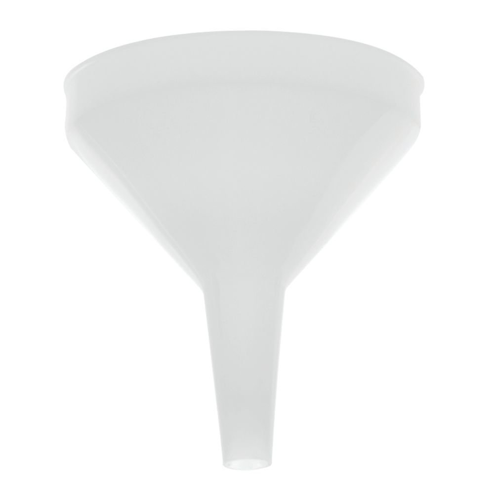 Browne (368) 8 oz Polyethylene Funnel