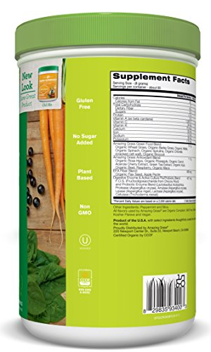 Amazing Grass Green Superfood Original Powder 60