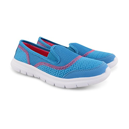 Footwear Sensation - Botines mujer turquesa