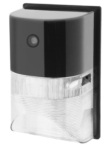 - Woods L177035W 35-Watt High Pressure Sodium Dusk to Dawn Wall Light, Bronze
