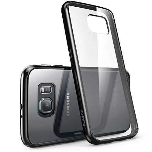 Scratch Resistant i BlasonClear Samsung Black