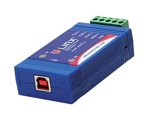 ADVANTECH BB-USOPTL4 Converter, Isolated, High Retention, USB to RS-422/485, 1 Port