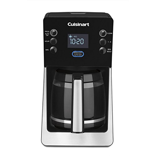 14 Cup Programmable Coffee Maker w/ Control Panel and Extra-Large LCD Display by Cuisinart