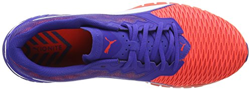 Puma Ignite Dual Wns, Scarpe Sportive Outdoor Donna Rosso (Red Blast-royal Blue 01)