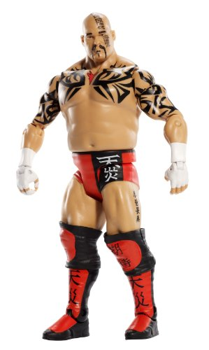 WWE Best of 2013 Tensai Figure by WWE
