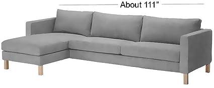 Sofa Renewal Karlstad - Funda de Repuesto para sofá y Chaise ...