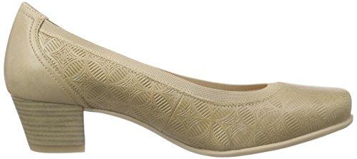 Caprice 22305 - Tacones Mujer Beige - Beige (SAND 355)