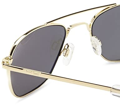 8cbadc2846cdb Amazon.com  Randolph Aviator Polarized Sunglasses