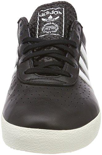 adidas Herren 350 Gymnastikschuhe Schwarz (Core Black/ftwr White/off White)